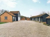 New Outbuildings and Stables