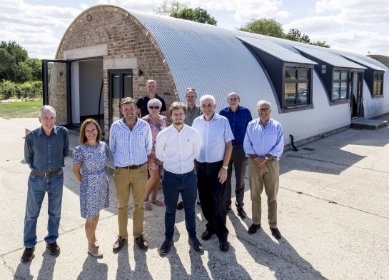 Nissen Huts to Dwellings